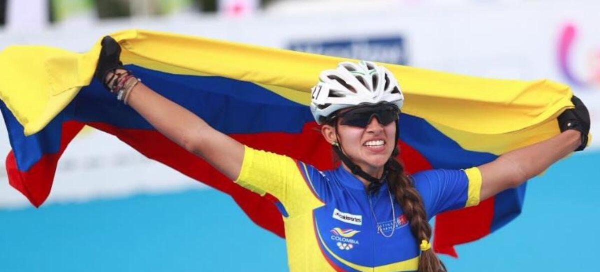 La antioqueña Fabriana Arias está nominada a mejor deportista de la historia de los World Games