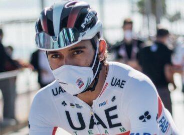 El UAE Team Emirates ofrecerá la vacuna anticovid a Fernando Gaviria y demás miembros de la escuadra