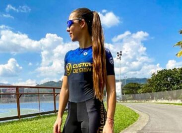 La carmelitana Laura Gómez continúa su preparación con miras al campeonato panamericano en Ibagué