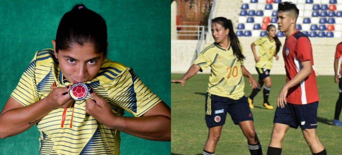 ¡Convocadas! Catalina Usme y Sara Sofía Martínez jugarán dos partidos amistosos ante Estados Unidos