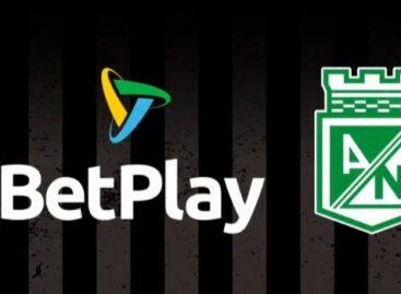 Atlético Nacional presentó a Betplay como su nuevo patrocinador