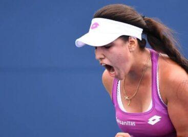 María Camila Osorio clasificó a la tercera ronda de la fase previa del Australian Open