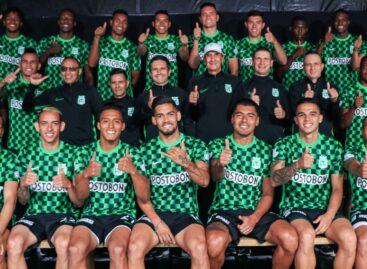 ¡Objetivo: ser campeones! Atlético Nacional presentó su plantilla para la temporada 2021