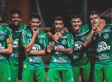 ¡Regresan a la Serie A! Chapecoense ascendió a la primera división de Brasil