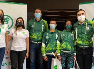 498 deportistas de alto rendimiento recibirán apoyo económico por parte de Indeportes Antioquia