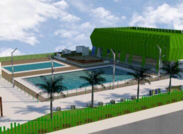 Remodelación de la piscina pública: una de las obras que beneficiará a los deportistas de Marinilla en 2021