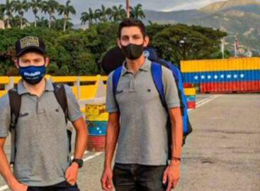 Ciclistas del Oriente llegaron a Venezuela para disputar la Vuelta al Táchira