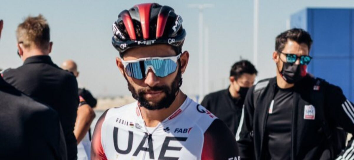 El UAE Team Emirates confirmó que el cejeño Fernando Gaviria correrá el Giro de Italia