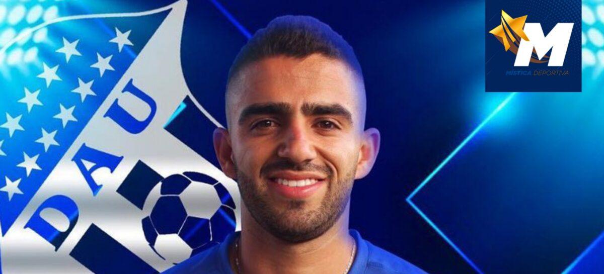 El santuariano Yeison 'Cachi' González regresó a Panamá para jugar con el Árabe Unido