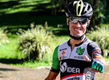 ¡En el podio! El antioqueño Danny Osorio finalizó en la tercera posición en la general de la Vuelta al Táchira