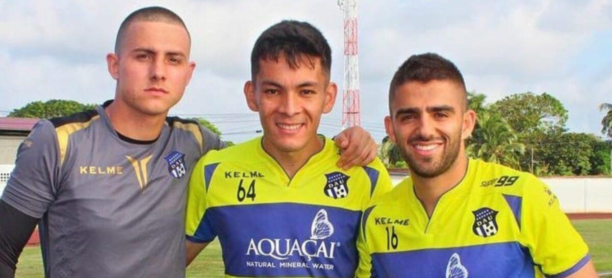 Zuluaga, Ciro y González: los tres futbolistas de El Santuario que jugarán en Panamá