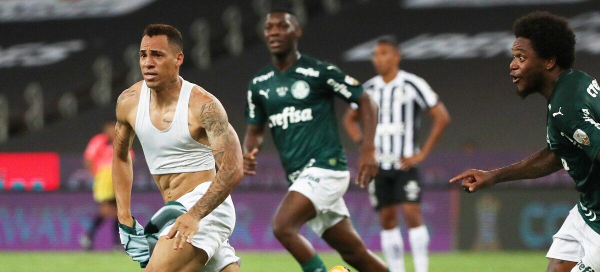 Con un gol al minuto 99, Palmeiras se consagró campeón de la Copa Libertadores