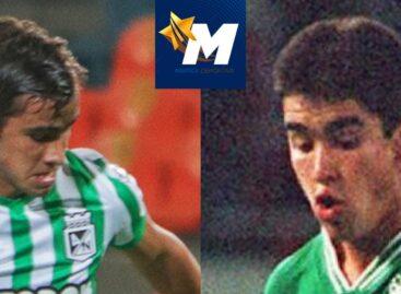Increíbles coincidencias en el debut de Tomás y Juan Pablo Ángel con Atlético Nacional