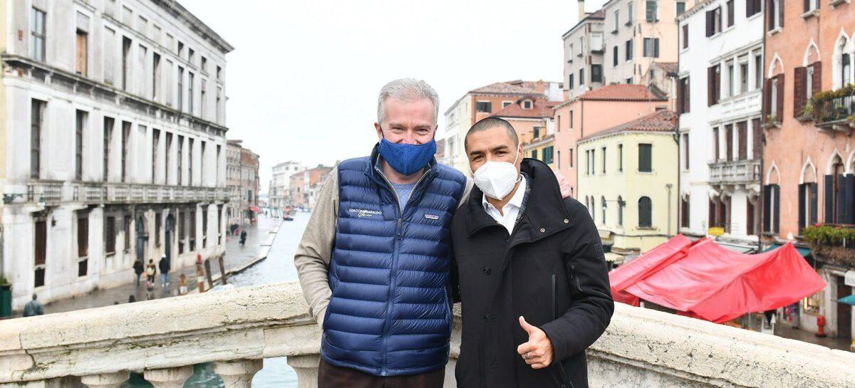 Iván Ramiro Córdoba, nuevo socio y director deportivo del Venezia de Italia