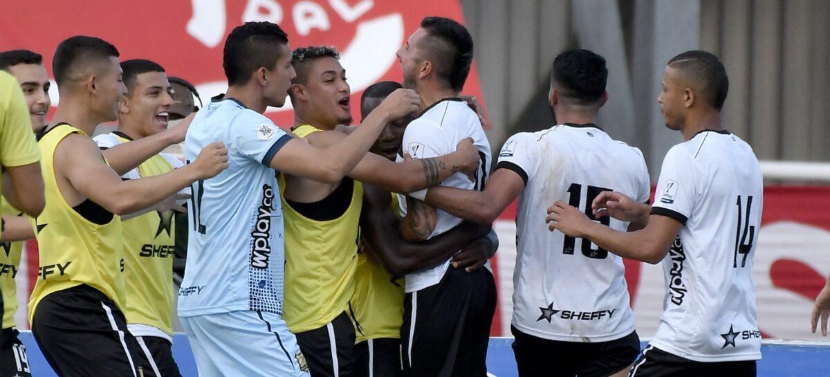 ¡Agónico triunfo! Primera victoria para Águilas Doradas en la Liga Betplay 2021