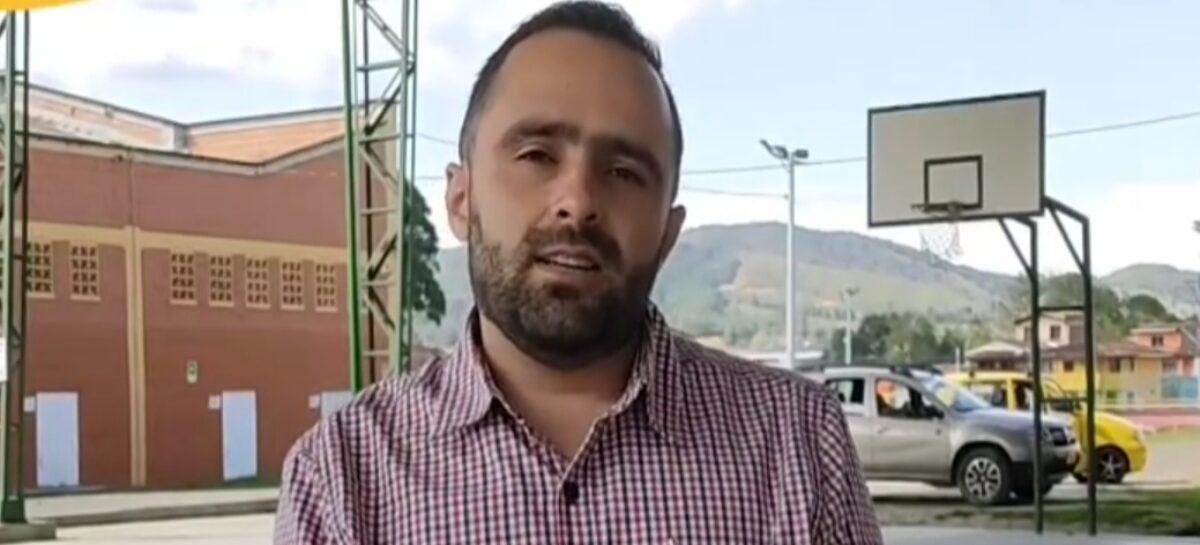 Edison Osorio asumió como nuevo gerente del Incerde