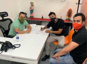 ¡El '10' se queda! El unitense Yeison Guzmán renovó contrato con Envigado