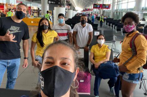 Con el sueño intacto de Tokio 2021, la Selección Colombia de Lucha estará concentrada en Rionegro