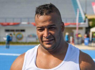 Medalla de oro para el colombiano Christian Escobar en el Grand Prix de Paratletismo en Dubái