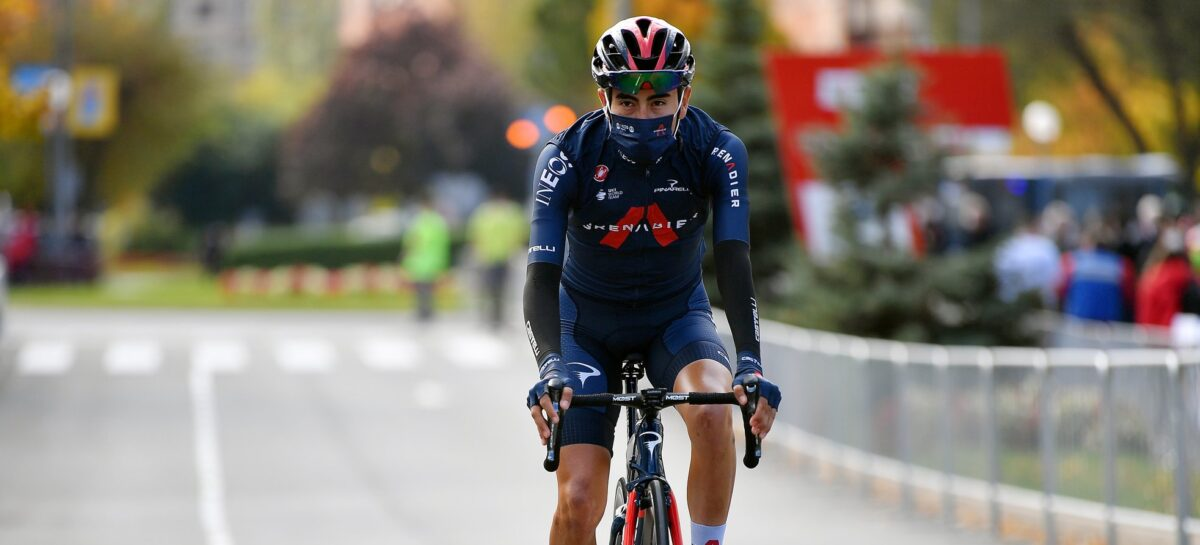 ¡Triunfo colombiano! Iván Ramiro Sosa ganó la etapa reina del Tour de La Provence