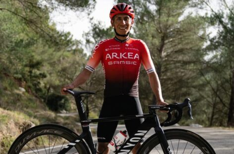 Nairo regresa a competencias: correrá el Tour de los Alpes Marítimos