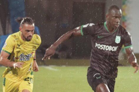 Luis Fernando Suárez debutó como DT de Bucaramanga con victoria ante Nacional