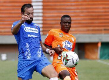 El unitense Yeison Guzmán fue la figura en el empate entre Envigado y el DIM
