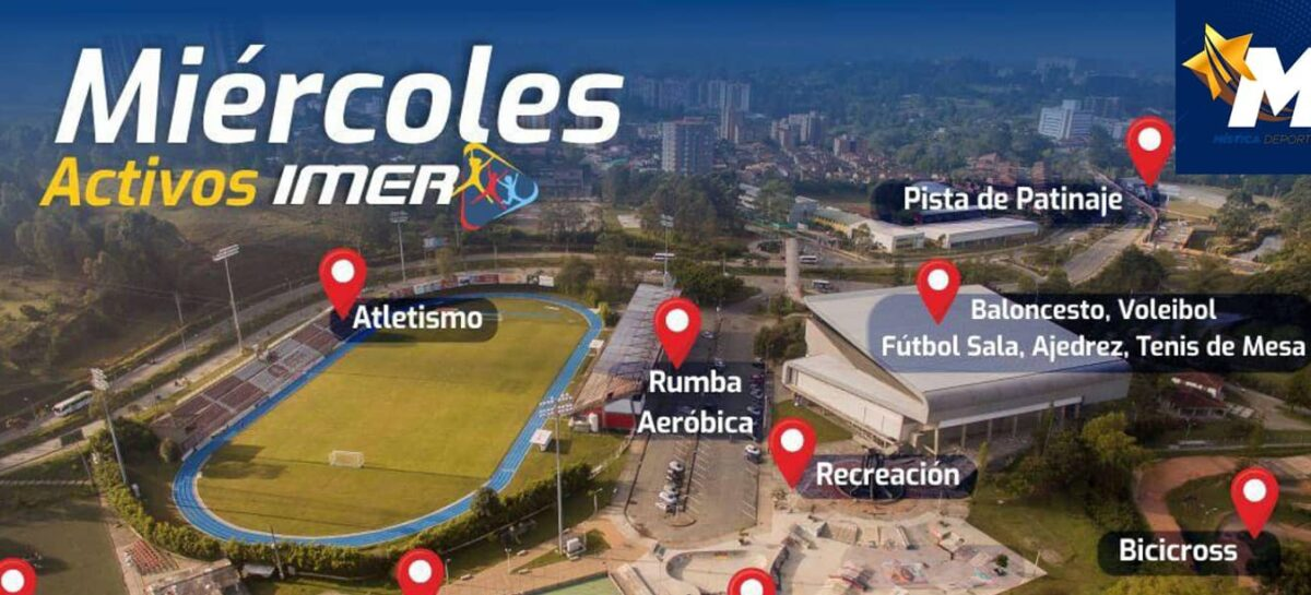 Miércoles Activos IMER: la nueva estrategia deportiva para las familias rionegreras