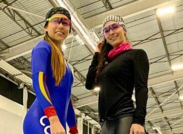 La carmelitana Laura Gómez rodará en el Campeonato Nacional de Patinaje Sobre Hielo en EEUU