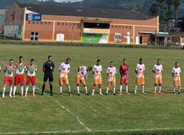 La Ceja derrotó a Marinilla en el estadio Carlos Alberto Bernal