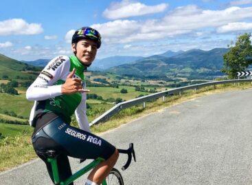 El carmelitano Alejandro Osorio rompió el récord del ascenso Calderas-Patio Bonito