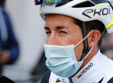 Luego de tres etapas, Sergio Luis Henao es el mejor colombiano en la París-Niza