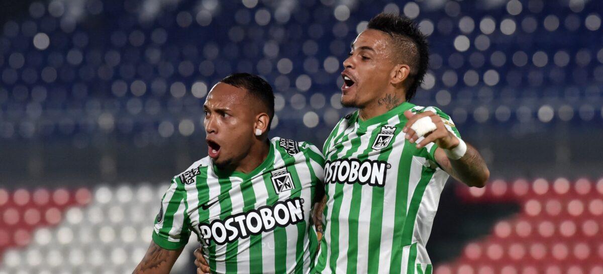 Atlético Nacional ganó en Paraguay y se acerca a la tercera fase de la Copa Libertadores