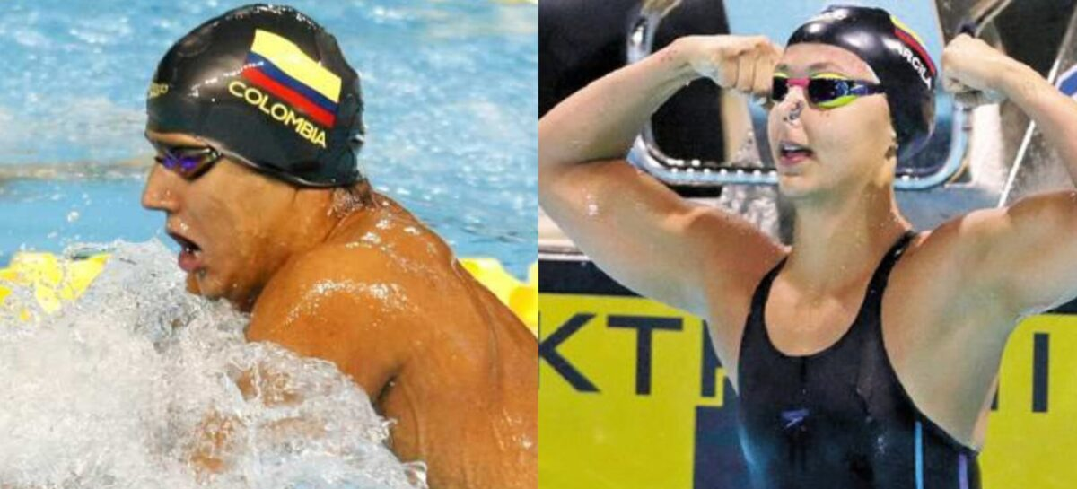 Jorge «La Trucha» Murillo e Isabella Arcila ganaron oro en Argentina