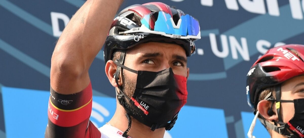 Milán-San Remo, carrera ideal para el primer triunfo de Fernando Gaviria en 2021