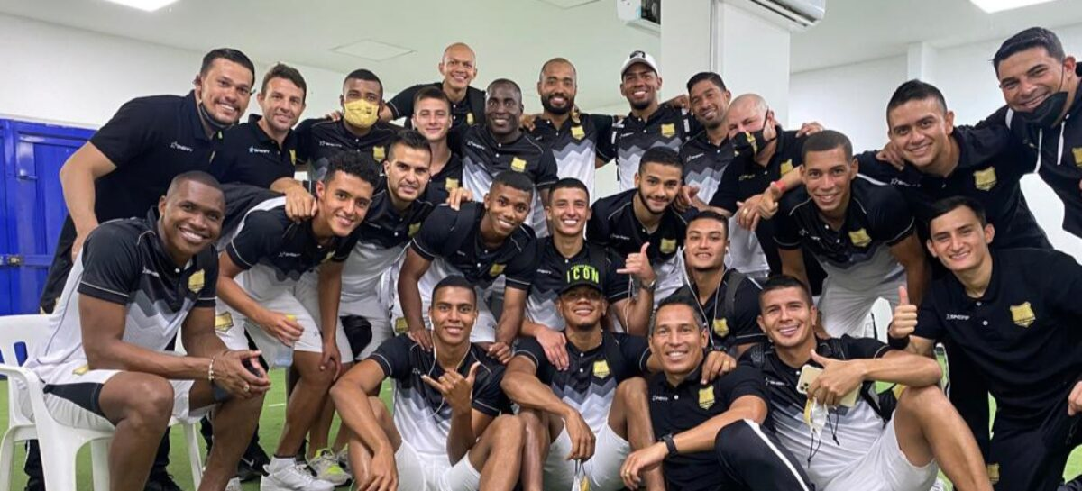 Después de nueve fechas, Águilas Doradas volvió a ganar en la Liga Betplay