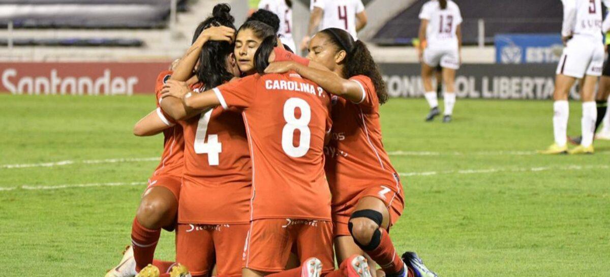 ¡Subcampeonas! Gran actuación de América de Cali en la Copa Libertadores Femenina