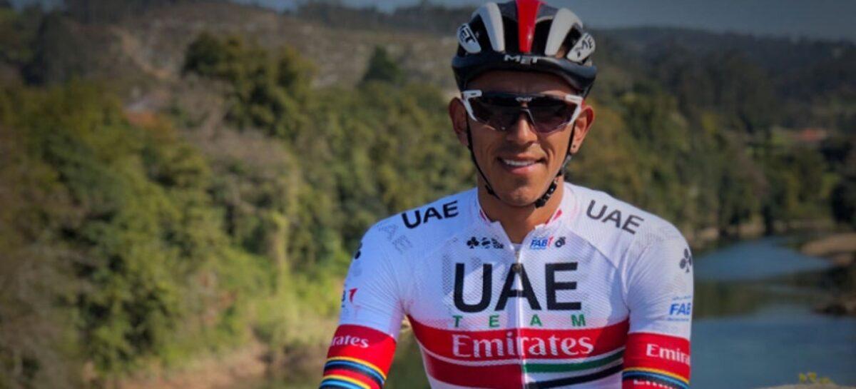 Juan Sebastián Molano fue tercero en la sexta etapa de la Vuelta a Cataluña