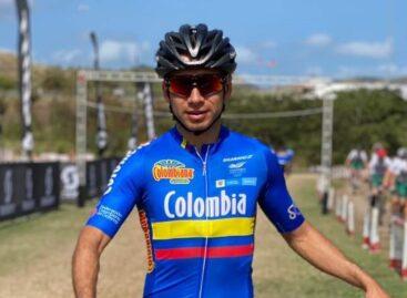 El guarceño Jonathan Botero fue segundo en el Campeonato Panamericano de MTB 2021