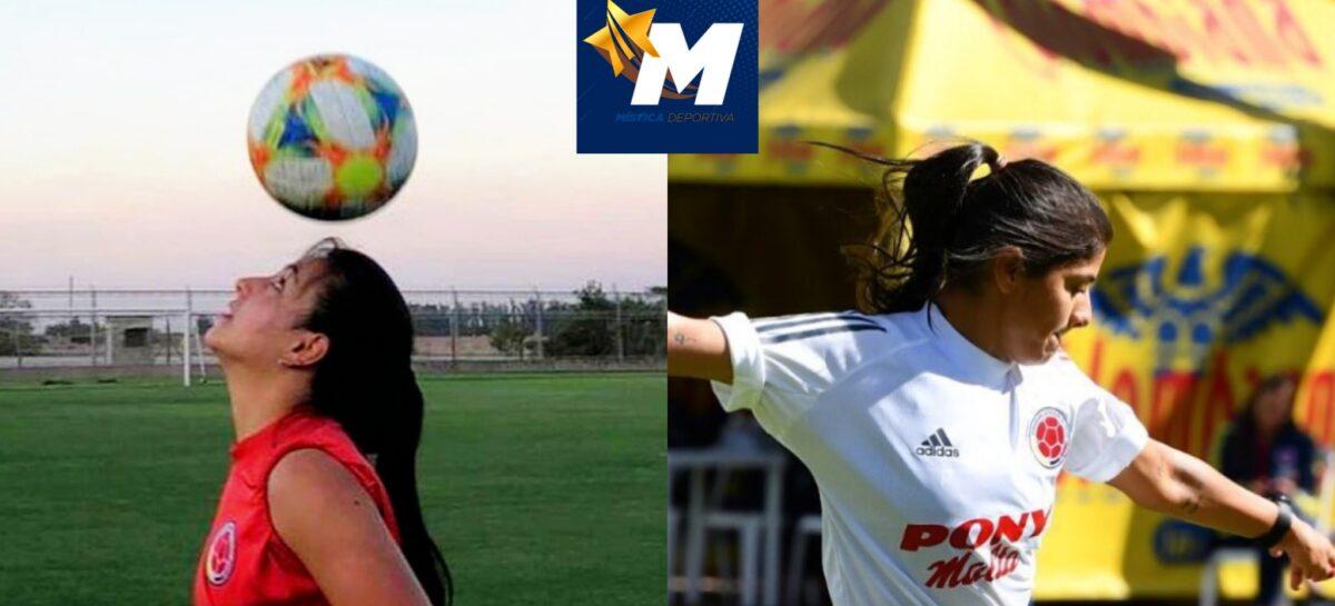 De nuevo a la Selección: Sara Sofía Martínez y Catalina Usme fueron convocadas para enfrentar a Ecuador