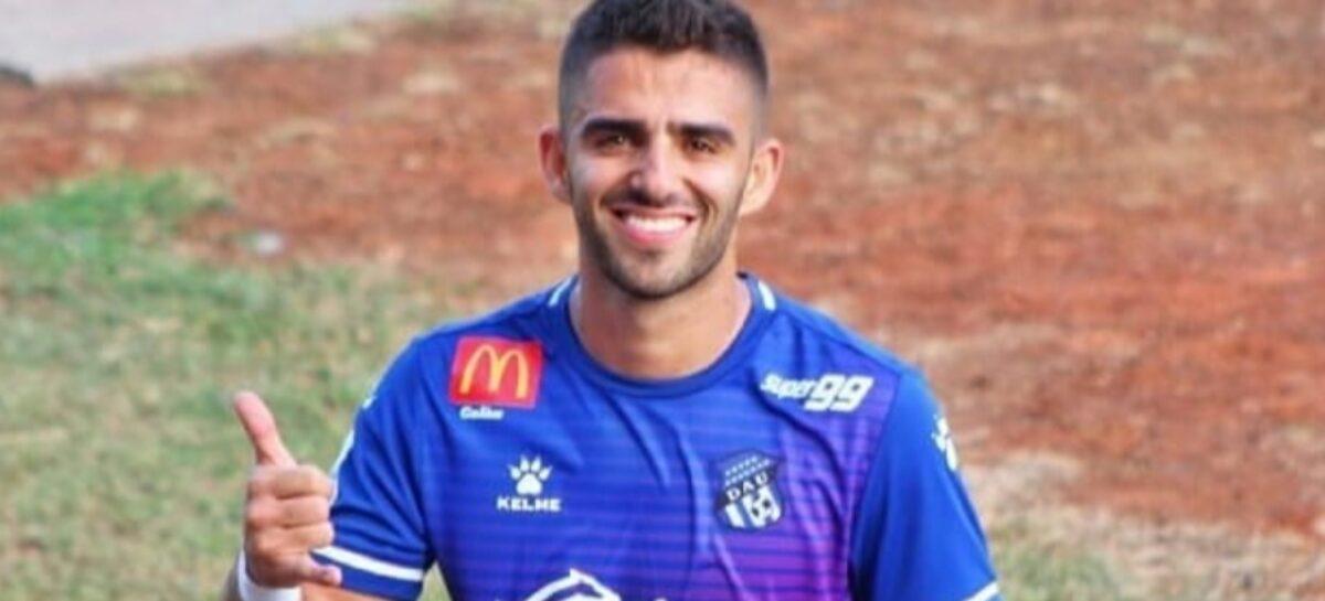 El santuariano Yeison 'cachi' González marcó gol con el Árabe Unido en Panamá