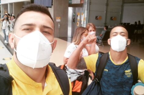 Luchadores cejeños viajaron a Bulgaria con el objetivo de lograr un cupo a los Juegos Olímpicos