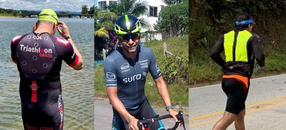 ¡A nadar, pedalear y correr! En este 2021 regresarán las emociones del Triatlón Guatapé