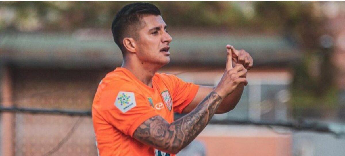 ¡Figura en el Polideportivo Sur! Yeison Guzmán marcó dos goles en el triunfo de Envigado