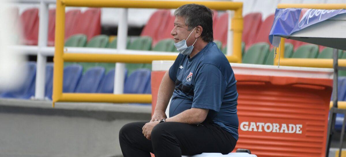 Hernán Darío 'Bolillo' Gómez dio positivo por COVID-19