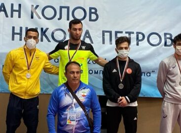 El cejeño Dicther Hans Toro ganó medalla de plata en Bulgaria