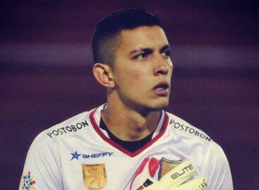 Juan David Valencia, quinto arquero en la historia del FPC que actúa como jugador de campo