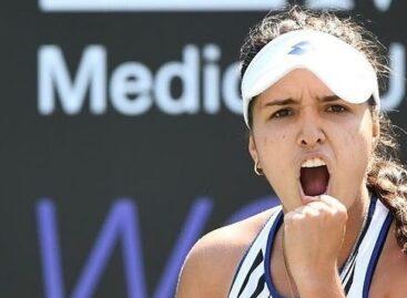 María Camila Osorio ya está en cuartos de final de abierto WTA de Charleston