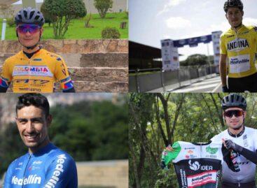 Ciclistas del Oriente están listos para la Vuelta a Colombia