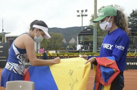 Tras dos semanas espléndidas, María Camila Osorio alcanzó su mejor ranking en la WTA